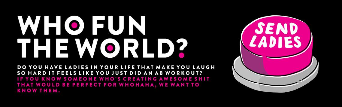 Who Fun The World?