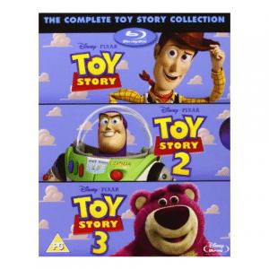 Elizabeth Banks Whohaha-Toy Story