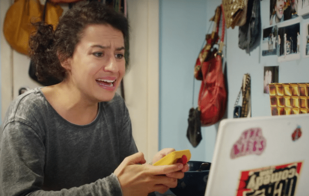 Elizabeth Banks' Whohaha-Broad City Prank