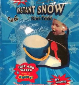 Elizabeth Banks' Whohaha-Fake Snow
