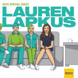 Elizabeth Banks' Whohaha-Lauren Lapkus