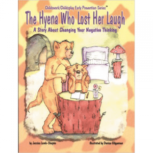 Elizabeth Banks Whohaha-Hyena Book