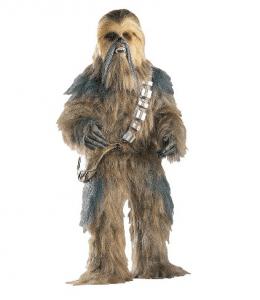 Elizabeth Banks' Whohaha-Chewbacca Costume