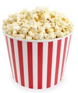 Elizabeth Banks' Whohaha-Popcorn
