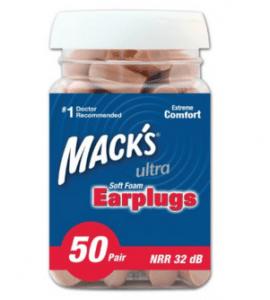 Elizabeth Banks' Whohaha-Earplugs