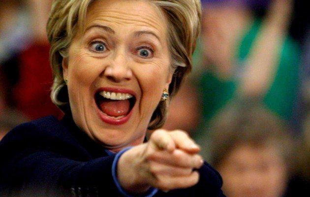 Elizabeth Banks' Whohaha-Hillary Clinton