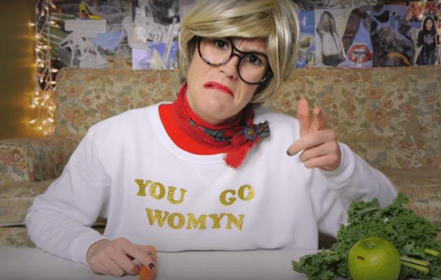 Elizabeth Banks' Whohaha-Feminist Juice Cleanse