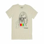 Elizabeth Banks' Whohaha-Polaroid T Shirt