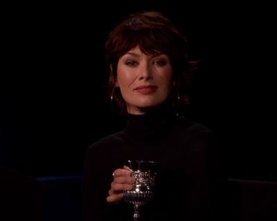 Elizabeth Banks' Whohaha-Queen Cersei