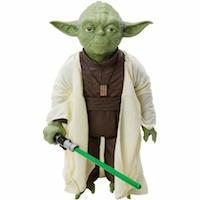 Elizabeth Banks' Whohaha-Yoda Doll