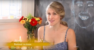 Elizabeth Banks' Whohaha-Molly From The Bachelor