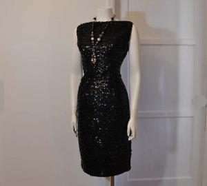 Elizabeth Banks' Whohaha-Lounge Singer Dress