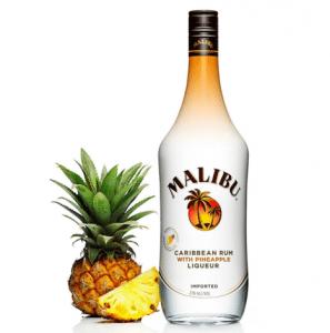 Elizabeth Banks' Whohaha-Malibu Rum