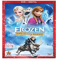 Elizabeth Banks' Whohaha-Frozen Singalong