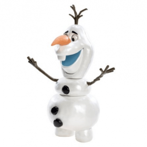 Elizabeth Banks' Whohaha-Olaf Toy