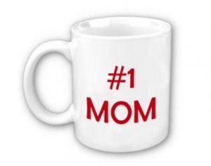 Elizabeth Banks' Whohaha-#1 Mom Mug