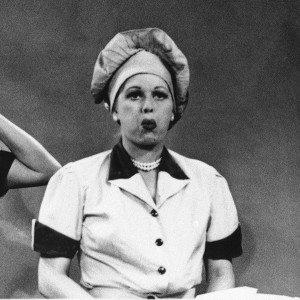 Elizabeth Banks' Whohaha-Lucille Ball