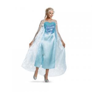 Elizabeth Banks' Whohaha-Elsa Costume