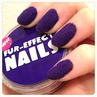 Elizabeth Banks' Whohaha-Fur Nails