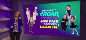 Elizabeth Banks' Whohaha-Samantha Bee