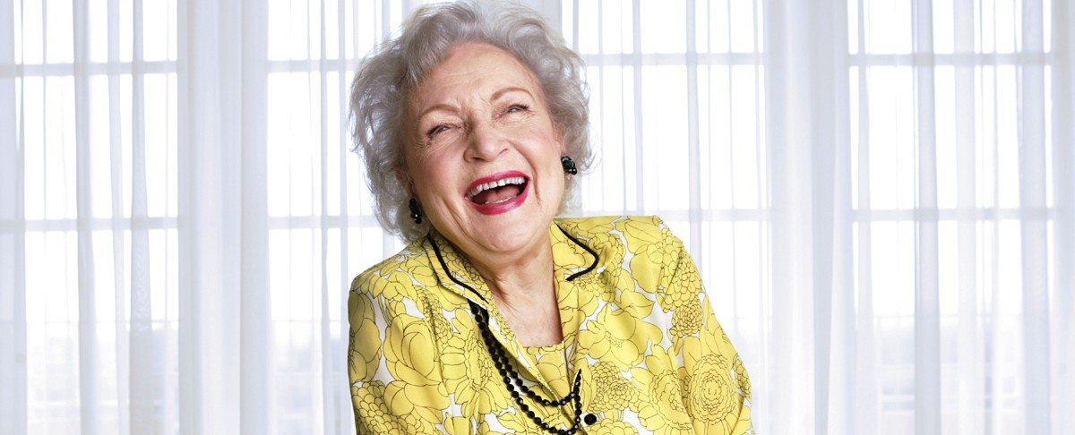Elizabeth Banks' Whohaha-Betty White