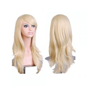 Elizabeth Banks' Whohaha-Blonde Wig
