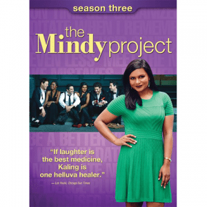Elizabeth Banks whohaha-Mindy Project Season 3