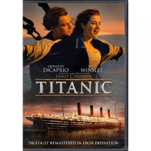 Elizabeth Banks' Whohaha-Titanic