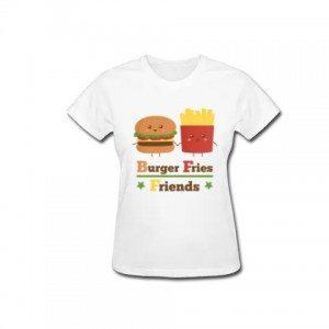 Elizabeth Banks Whohaha-Burger & Fries