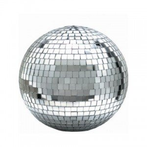 Elizabeth Banks Whohaha-Disco Ball