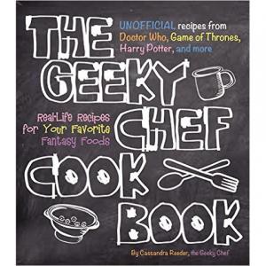 Elizabeth BAnks Whohaha-Geeky Chef