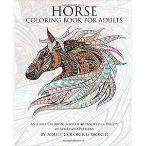 Elizabeth Banks whohaha-Horse coloring