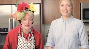 Elizabeth Banks Whohaha-Meals With Mary