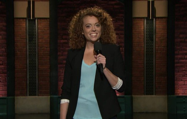 Elizabeth Banks Whohaha-Michelle Wolf