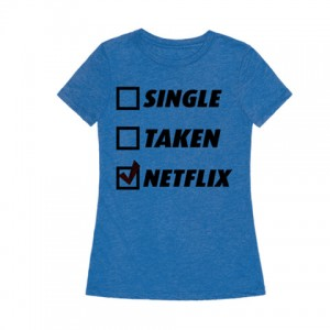 Elizabeth Banks Whohaha-Netlfix Shirt