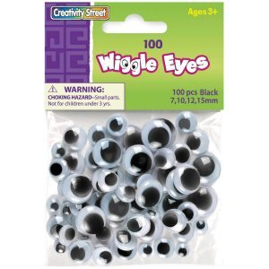 Assorted Googly Eyes