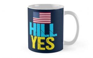 Clinton Mug