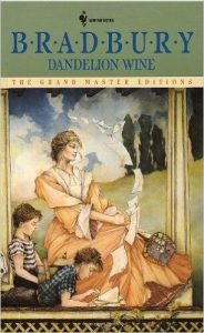 Dandelion Wine Book