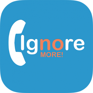 Ignore No More App