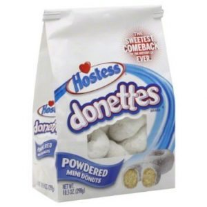 Powered Donettes