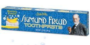 Sigmund Freud Toothpaste