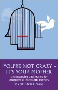 You're Not Crazy It's Your Mother Book