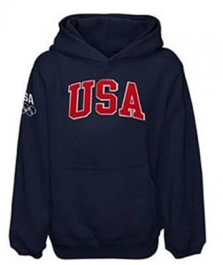 Elizabeth Banks Whohaha-USA Sweatshirt