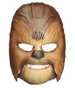 Elizabeth Banks Whohaha-Chewbacca Mask