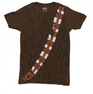 Elizabeth Banks Whohaha-Chewbacca T Shirt