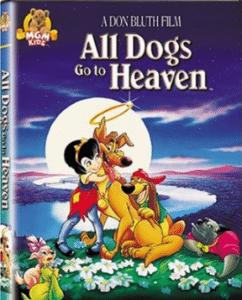Elizabeth Banks Whohaha-All Dogs Go To Heaven