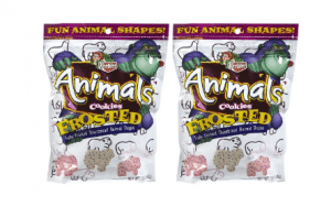 Elizabeth Banks Whohaha-Frosted Animal Crackers