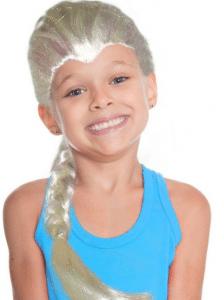 Elizabeth Banks Whohaha-Elsa Wig