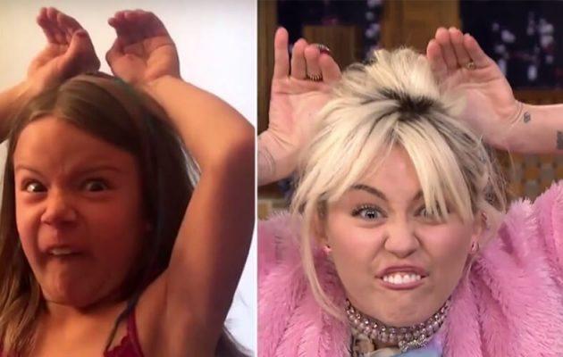 Elizabeth Banks Whohaha-Miley Cyrus