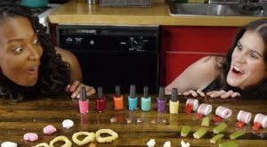 Elizabeth Banks Whohaha-Nail Snack
